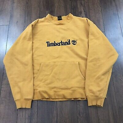 huge selection of c8ae6 51c86 Vintage Vtg 90 s Timberland Weathergear Crewneck Sweatshirt Size Large