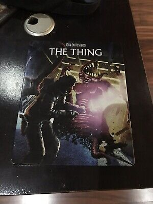 The Thing Steelbook Blu-ray Limited Edition