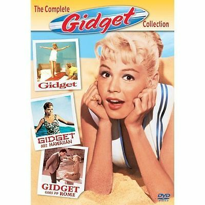 The Complete Gidget Collection DVD Gidget Goes Hawaiian/Gidget Goes to Rome