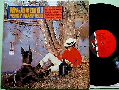 Percy Mayfield ‎My Jug And I TRC-1505 Tangerine Records 1966