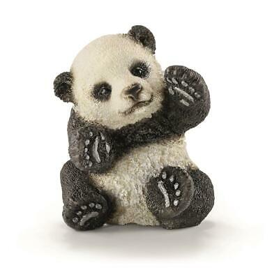 Panda Young One Playing | Schleich 14734 | Wild Life Figurine | Animal Figure