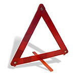 Car / Van Safety Warning Triangle For Breakdown`s New