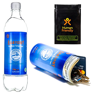 Water Bottle Hidden Container Safe Can Stash It Jewelry Home Secret Diversion