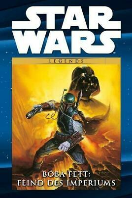 Andy Mangels Star Wars Comic-Kollektion 12 - Boba Fett - Feind des Imperiums