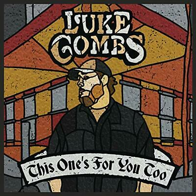 THIS ONE'S FOR YOU TOO Deluxe Edition Import Luke Combs Audio CD Country Pop