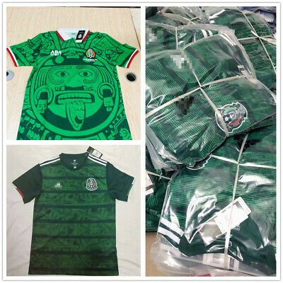 8a939c7133a NEW MEXICO RETRO Football Soccer Shirt Jersey Away 1998 World Cup ...