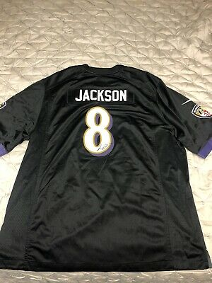 huge discount 18b8a 84775 BALTIMORE RAVENS NIKE home jersey Ray Lewis mens XXL purple ...