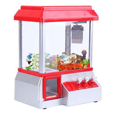 Candy Grabber Machine Carnival Style Vending Arcade Claw Machine  Carnival Game