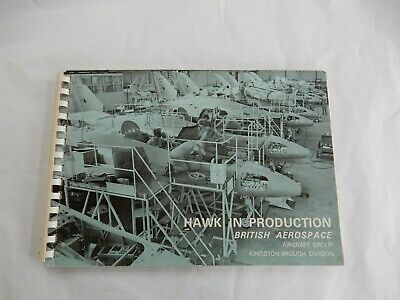 Hawk Aircraft Official Manufacturers Brochure    1979