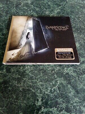"Evanescence The Open Door Australian CD"" Digipak Hype Sticker Promo Sticker"