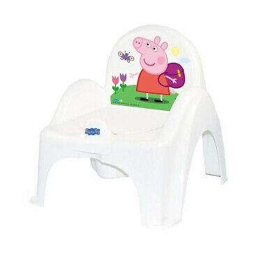 Baby Toilet Potty Chair With Melodies Toddler Kids Training Seat Peppa Pig Pink