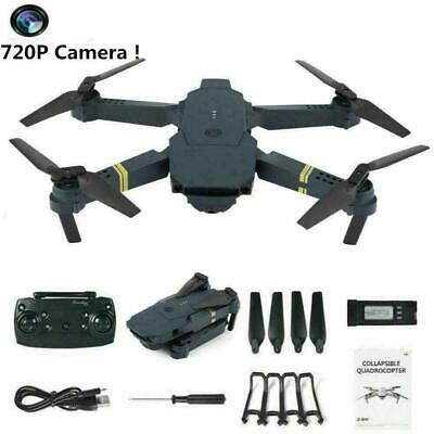 Drone X Foldable Quadcopter WIFI FPV with 1080P/720p HD Camera 1 Batteries J5I3