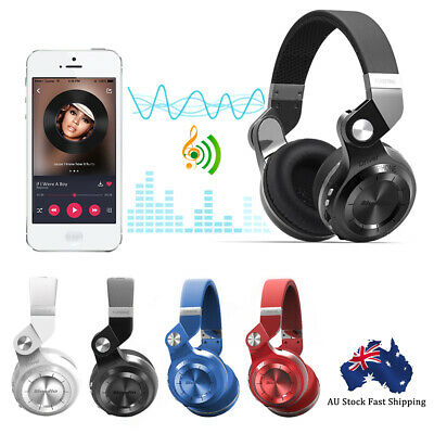 Hot Sale Bluedio T2S Wireless Headphones Bluetooth 4.1Stereo Headsets with Mic
