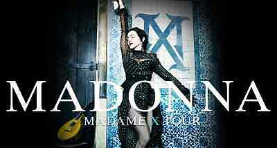 Madonna Madame X Tour live in Lisbon ticket