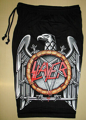 Dissection Storm Of The Light/'s Bane Cotton Shorts Sweatpants Black Metal Band