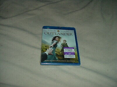 Outlander: Season 1, Vol. 1 Blu-ray 2015 ONE Starz TV Series BRAND NEW SEALED
