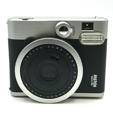 Fujifilm Instax Mini 90 Neo Classic Instant Film Camera (Open Box New)