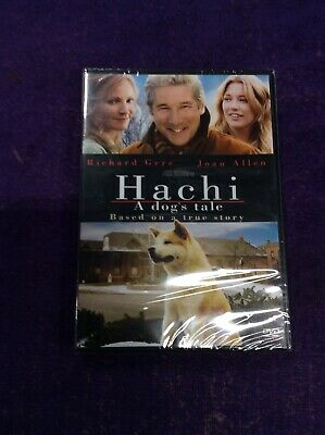 Hachi: A Dog's Tale (New DVD) Widescreen Richard Gere Joan Allen