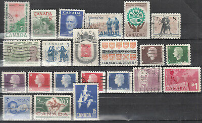 Canada Selection of Late 1900's