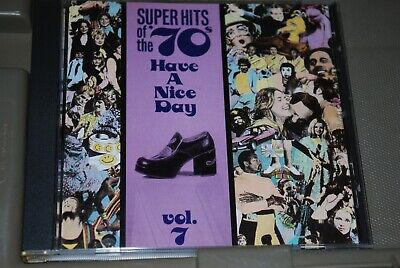 Super Hits Of The '70s: Have a Nice Day, Volumes 7 & 8 Various Artists Rhino
