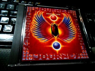 Journey's Greatest Hits by Journey (Rock) (CD 1996, Columbia (USA)) REMASTER