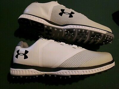 cfb759fd59f NEW $120 UNDER ARMOUR FADE RST waterproof GOLF SHOES size 12.5 2-3 day ship