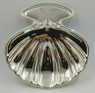 Shell of Christening - Isabel Cabanillas Sterling Silver First Ley. 130 Mm.