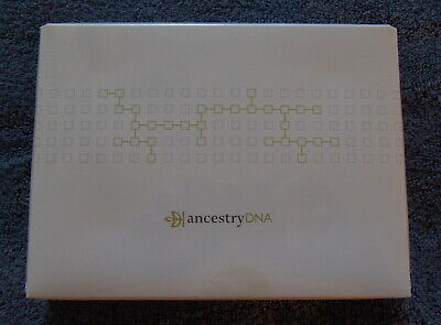 Ancestry DNA Genetic Testing Test Kit - FACTORY SEALED & FAST FREE SHIPPING
