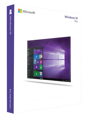 🔥Windows 10 Pro 32/ 64bit Genuine License Active Key 🏃 Instant Delivery🌟