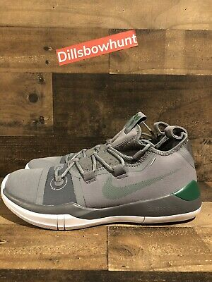 buy popular 5bec0 71c64 Nike Kobe AD Exodus Wolf Grey Green White 2019 Nike ID SZ 11 AQ3740-991