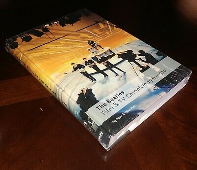 Beatles Film TV Chronicle 1961 - 1970 Book Out of Print! w/ Free 44 DVD Set!