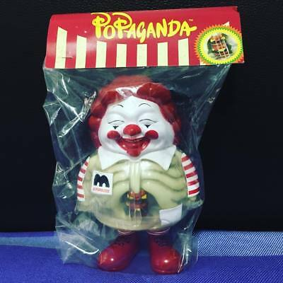 X-RAY MC SUPERSIZED 2009 Ron English x Secret Base Toy Tokyo  RARE