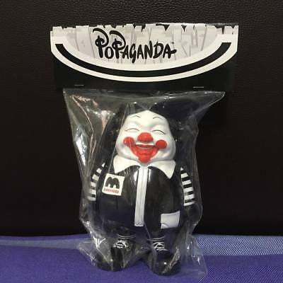 X-RAY MC SUPERSIZED 2009 Ron English x Secret Base Toy Tokyo BLACK RARE 1