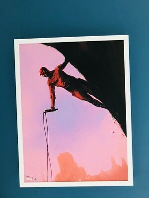 Jock - Daredevil Artist Proof Print - Signed And Numbered 18″ x 24″ screenprint