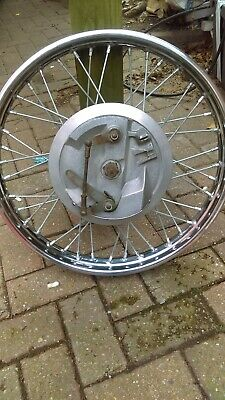 BSA bantam,front wheel spindle sleeve,for heavyweight forks  W1649,pre 65 trials