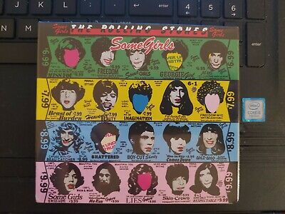 The Rolling Stones Some Girls Deluxe Edition 2-CD IMPORT NEW