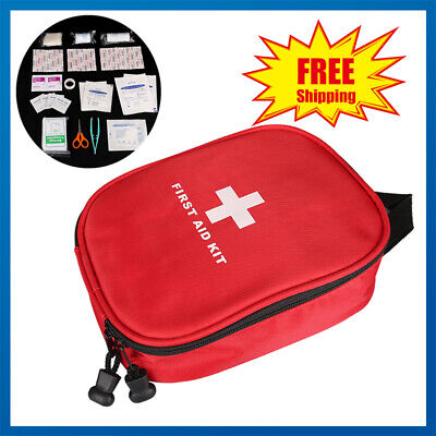 29pcs  First Aid Kit Emergency Survival Bag Sticker Family Car Outdoor Camping