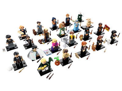 Genuine Lego Minifigures  Harry Potter & Fantastic Beasts Choose Your Own New
