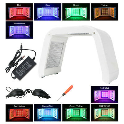 10 Color LED PDT Phototherapy Rejuvenation Beauty Lamp Skin Rejuvenation Machine