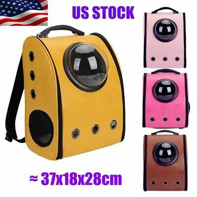 Breathable Astronaut Pet Cat Puppy Carry Bag Travel Bag Space Capsule Backpack
