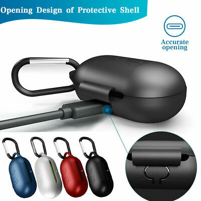 NEW Silicone Case Cover Shell  For Samsung Galaxy Buds Earphone Full Protective