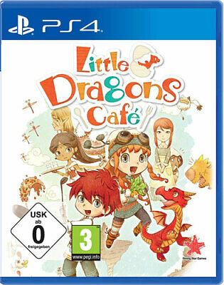 Little Dragons Cafe - PS4 / Switch - *NEU*