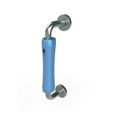 P-Wave P-Hold Door Handle Cover Antibacterial 6 Months Protection Ice Blue