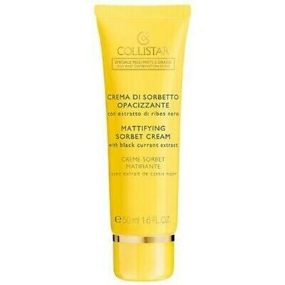 Collistar Crema Di Sorbetto Opacizzante - Mattifying Sorbet Cream 50ml