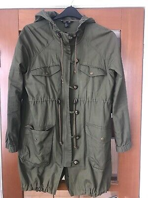 H and M Mama Parka. Size M.