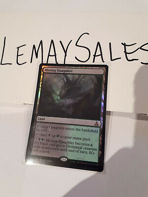 Hissing Quagmire *Foil* - Oath Of The Gatewatch - Rare Mtg Nm/M