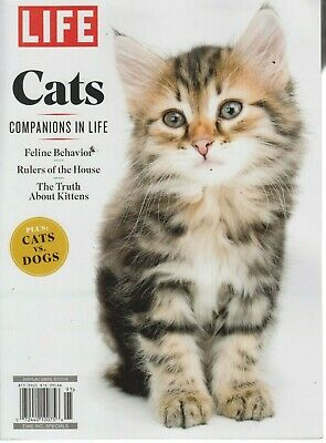 LIFE Cats Companions in Life 2019 Feline Behavior/Rulers of the House
