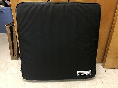 Saunders Lumbar Hometrac Deluxe Traction Device Unit W/ Case, Still In Box