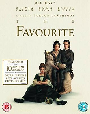 The Favourite [Blu-ray] [2019] - DVD  6SVG The Cheap Fast Free Post