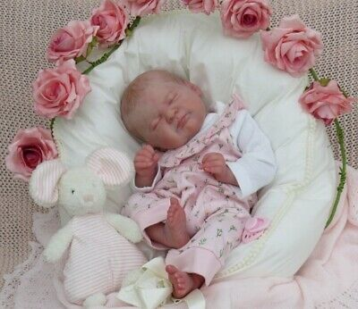 Stunning new sculpt from LLE Azalea Realistic detail a must have newborn baby